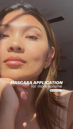 Simple Makeup, Natural Makeup, Endless Euphoria, Girl Boards, Mascara Tips, Stunning Makeup, Aesthetic Makeup, Makeup Routine, Makeup Collection