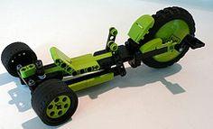The Green Machine!   Flickr - Photo Sharing!