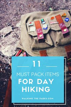 Wondering what pack for a day hike? Here's a backpacking checklist of items you won't want to forget for a successful and safe hike! Gunnison National Park, Capitol Reef National Park, Badlands National Park, Smoky Mountain National Park, Grand Canyon National Park, Us National Parks, Yellowstone National Park, Backpacking Checklist, Camping And Hiking