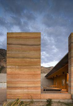 Nk'Mip Desert Cultural Centre,© Nic Lehoux Photography