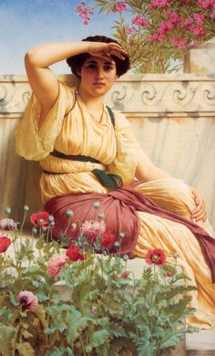 A TrystJohn William Godward1912