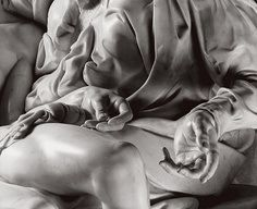 Michelangelo, Pietà by Robert Hupka