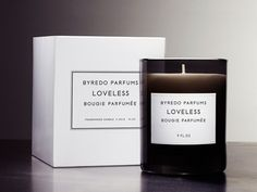 Byredo Candles to die for