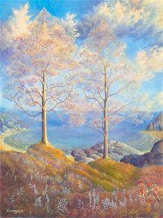 British painter: Rachel Clearfield - Paintings-Gallery.com