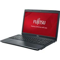 Fujitsu LIFEBOOK A514 (15.6 inch) Notebook Core i3 (4005U) 1.7GHz 4GB 128GB (SSD) DVD±RW DL WLAN BT Webcam W7 pro (64-bit) + Office 2013 Trial W8.1 Pro License (Intel HD 4400)