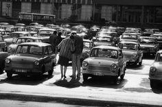 Alltag in der DDR by Harald Hauswald, Ostkreuz Agentur