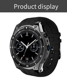 09ca9921cfe 696 X100 Android 5.1 OS Wristwatch Інтелектуальні годинники MTK6580 1.3