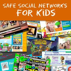 """""""Safe Social Networks for Kids"""" from Connections Academy online school"""