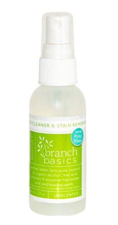 Branch Basics Hand Cleaner & Stain Remover (2 Fl Oz) Branch Basics http://www.amazon.com/dp/B00CVZF43K/ref=cm_sw_r_pi_dp_jO4Bub0DV4YTC