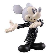 I tried so hard at Disney Land to get this Mickey Skellington. You buy the Mickey and don't know which character you'll get, I didn't get lucky enough. Deco Disney, Disney Love, Disney Magic, Disney Mickey, Jack Skellington, Jack The Pumpkin King, Jack And Sally, Mickey And Friends, Disney Pictures