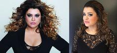 Mulheres que têm o rosto redondo ou até as gordinhas que possuem a face mais cheinha, devem utilizar cortes que valorizem a sua beleza natural | BH Mulher