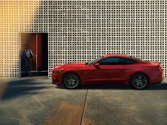 New Ford Mustang 2015 - Sport Car with advance technology 2015 Ford Mustang, Nuevo Ford Mustang, New Mustang, Ford Mustangs, Luxury Sports Cars, Cool Sports Cars, Motogp, My Dream Car, Dream Cars