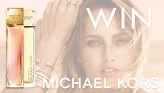 I've just entered to #win with Michael Kors and The Perfume Shop!