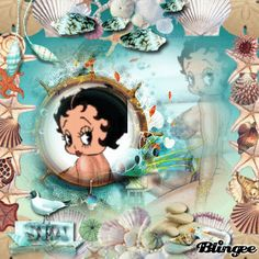 Betty Boop Summer - Bing Images
