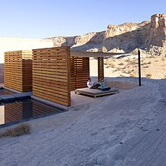 Grand Canyon Luxury Resort, Dining, Resort Spa and More at Amangiri an Aman Resort - the details