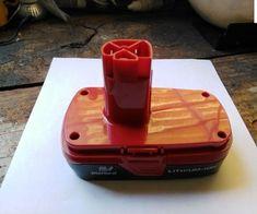 Cordless Drill Battery Maintenance - list of Instructables on cordless tool batteries Cordless Drill Batteries, Ryobi Battery, Rv Battery, Cordless Tools, Lead Acid Battery, Battery Recycling, Craftsman, Diy Car, Restore