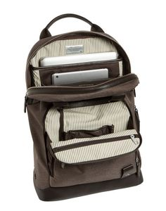 Medina Tote Backpack | The best MacBook Pro backpack for professional entrepreneurs. | Brenthaven
