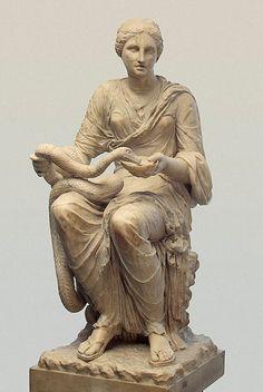 Hygeia ,   1st century