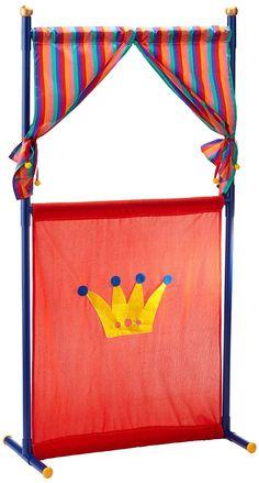 Simba - Teatro de marionetas (4586783): Amazon.es: Juguetes y juegos