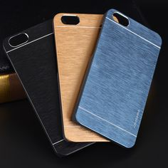 Per huawei p9 lite case di alluminio del metallo spazzolato casse del telefono per huawei p8 lite case p9 4x posteriore case cover per huawei honor 4c