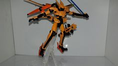 "NG 1/100 Overflag custom - ""Orange Flag"" by Fransiskus Budiman"