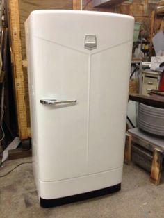 Vintage Designs Basement Ideas Refrigerator Oven Basements Refrigerators Kitchen Stove Ovens