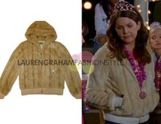 Juicy Couture / Gilmore Girls / 6.19 - I Get a Sidekick Out of You / 2006