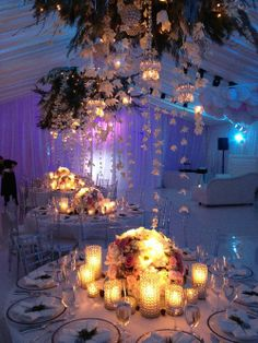 Elaborate Floral Designs - This of course is our by far our favorite trend for obvious reasons. Flowers are a wedding staple, but this year we think that brides will want something more unique to their style and venue. From chandeliers and canopies to aisle runners and chair decor, flowers will be used in non-traditional ways tocreate an environment more so than just an accent. Needless to say, we're looking forward to some very exciting designs this year!
