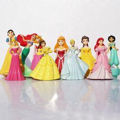 10pcs/set Bella Ariel Jasmine Cinderella Rapunzel -- Price: $16.43 ---- FREE Shipping Worldwide  https://gookiddy.com/10pcsset-bella-ariel-jasmine-cinderella-rapunzel/    #carters #kardashiankids #kids_stylezz