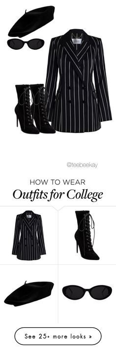 """""""Untitled #214"""" by teebeekay on Polyvore featuring Zimmermann and Steve Madden"""
