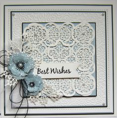 PartiCraft (Participate In Craft): Wednesday Weekly Card Giveaway Spellbinders Cards, Stampin Up Cards, Men's Cards, Sue Wilson Dies, Card Companies, Paper Frames, Creative Cards, Homemade Cards, Wedding Cards