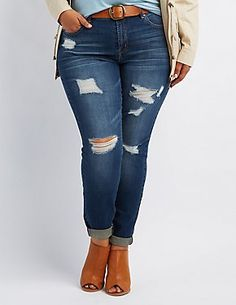 d784fef1e7c4e Plus Size Jeans  amp  Denim for Women