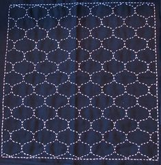 Sashiko, Fishing Nets - Amimon
