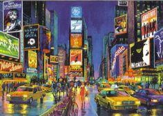 New York City - Great White Way