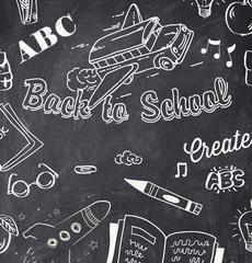 Back to School Chalkboard Photo Backdrop // PolyPaper Photography Backdrop // SIZES: // Video Backdrops, Studio Backdrops, Custom Backdrops, Photo Backdrops, School Chalkboard Art, Blackboard Chalk, Chalkboard Calendar, Chalkboard Vector, Chalkboard Background