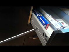 ▶ Adjusting Ikea Kitchen Drawers so they don't bump into each other - YouTube
