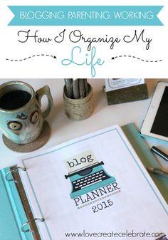 How I organize my li