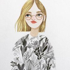 Valentina Armstrong Illustration
