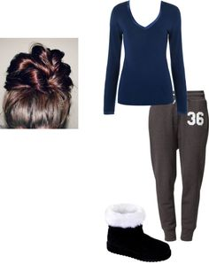 """comfy"" by lilbratz-011 on Polyvore"