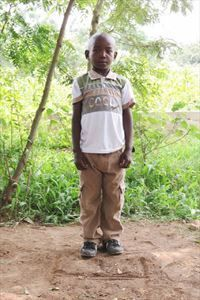 Deogratias and his two siblings live with their grandparents in Tanzania. Deogratias likes art and group games at his Compassion center. At home, he gathers firewood, helps in the garden and cares for animals. Deogratias has been waiting over a year for a sponsor.