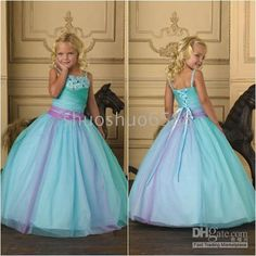 lace up back pageant dress