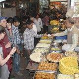 Food Tour : Flavors of #Agra #Sweets Shop #Street #Food #India #ekPlate #ekplatesweets