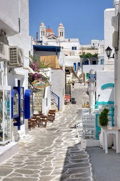 Paros island, Greece. - Copyright Gikas Dimitris (Facebook)