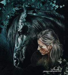 The Scar - Cirilla and Kelpie