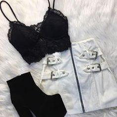 Cute outfit idea to copy ♥ For more inspiration join our group Amazing Things ♥ You might also like these related products: - Dresses ->. Cute Casual Outfits, Edgy Outfits, Grunge Outfits, Retro Outfits, Mode Outfits, Teen Fashion Outfits, Outfits For Teens, Girl Outfits, Summer Outfits