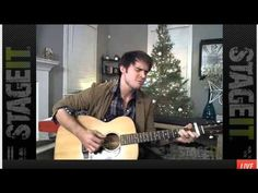 Kris Allen Dedicates New Song to the all those affected by the tragedy in Connecticut #stageit