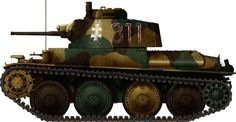 LT under Slovakian colors, None of the models were delivered in time to enter service with the Czech army. Panzer Ii, Engin, Military Art, Colour Schemes, World War Two, Military Vehicles, Ww2, Vintage Photos, Germany