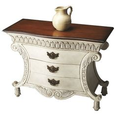 I pinned this Butler Madame Accent Chest from the La Salle de Paris event at Joss and Main!
