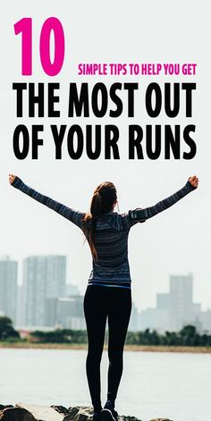 If you're new to running follow these 10 tips to improve your running experience every time you head out run!