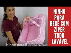Ninho para Bebê lavável com Zíper que tira todo enchimento - Ninho de bebê que tira tudo para lavar - YouTube Saree Tassels Designs, Baby Shower Souvenirs, Baby Changing Pad, Baby Care Tips, Baby Items, Cool Kids, Sewing Projects, Baby Shoes, Baby Boy